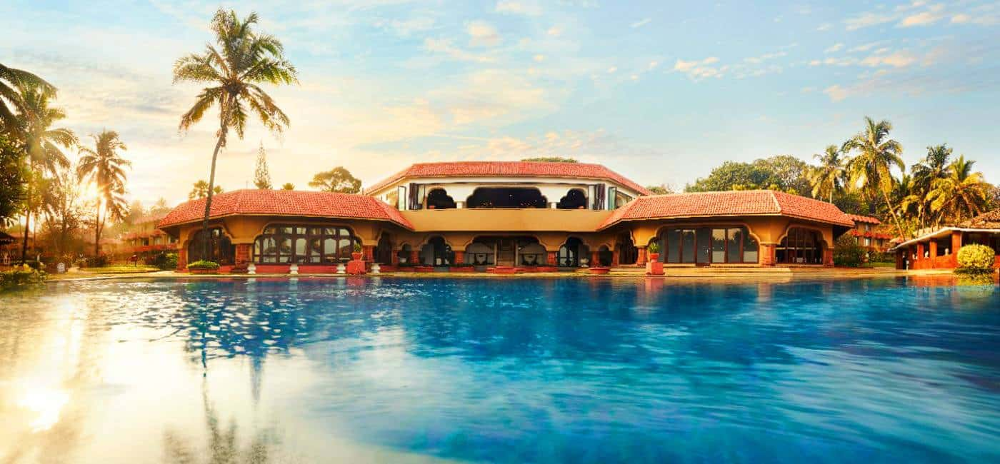 Hotel Taj Fort Aguada Beach Resort, Goa - India