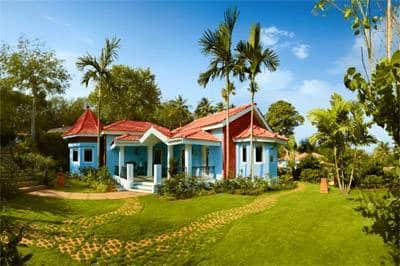 Hotel Taj Fort Aguada Beach Resort, Goa - India