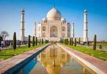 Taj mahal Agra, Informazioni Agra ed i luoghi di interesse ad Agra