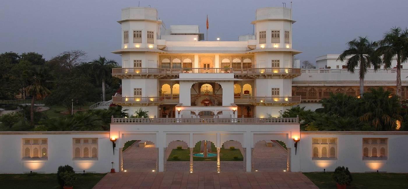 Hotel Taj Usha Kiran - Gwalior Madhya Pradesh, India
