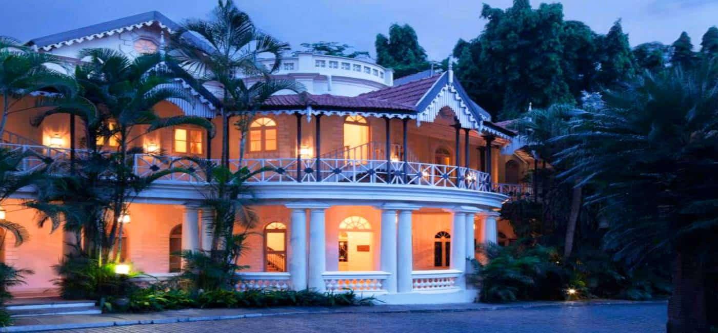 Hotel Taj West End Bangalore, Karnataka