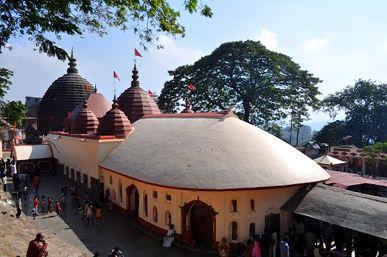 Tempio dea Kamakhya a Guwahati - Viaggio tribale in Assam e Meghalaya, India