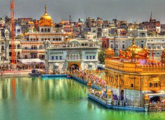 Tempio d'oro Amritsar - Viaggio in Punjab e Ladakh