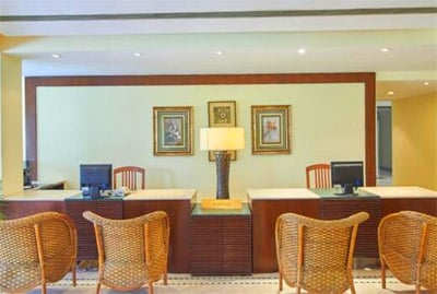 Hotel The Ashhok Hassan - Karnataka India