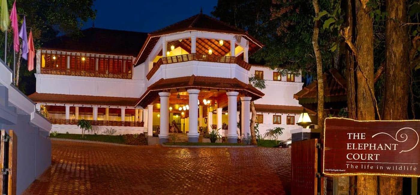 Hotel The Elephant Court Periyar / Thekkady, Kerala - India