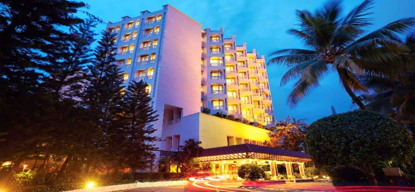 Hotel The Gateway Marine Drive, Kochi / Cochin, Kerala - India