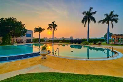 Hotel The Lalit Temple View - Khajuraho, Madhya Pradesh, India