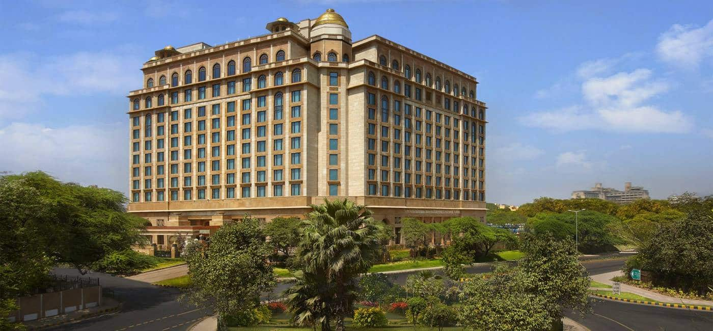Hotel The Leela Palace - Delhi, India