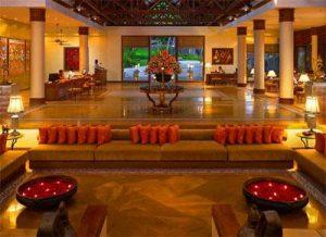 Hotel The Raviz Kovalam, Kerala - India
