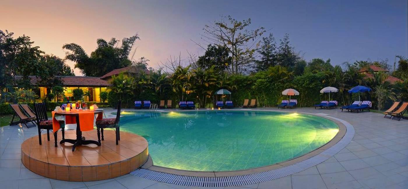 Tiger's Den Resort - Bandhavgarh Madhya Pradesh, India