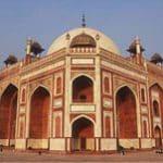 Tomba di Humayun - Vecchia Delhi India