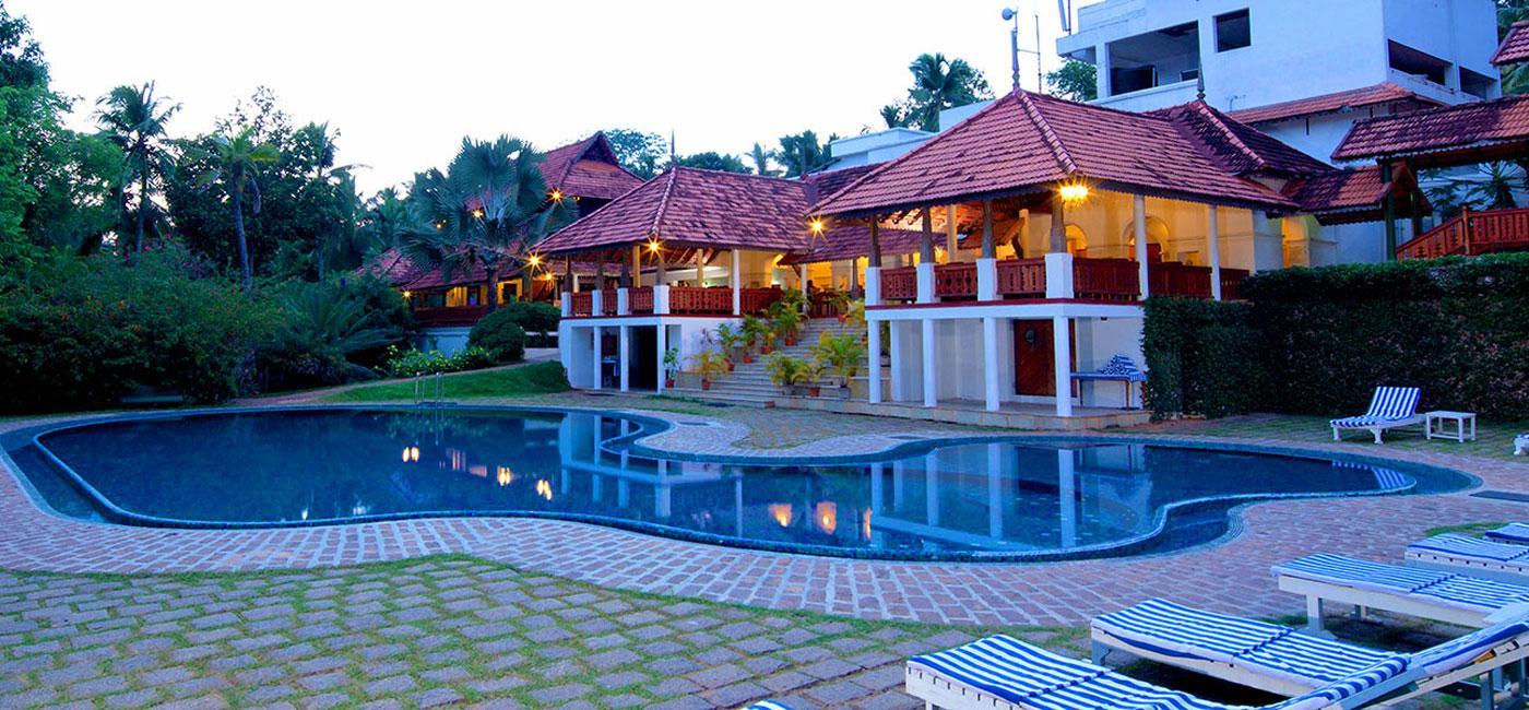 The Travancore Heritage Kovalam, Kerala - India