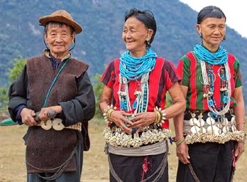 Tribale Adi Galong - Viaggio tribale in Assam e Arunachal Pradesh