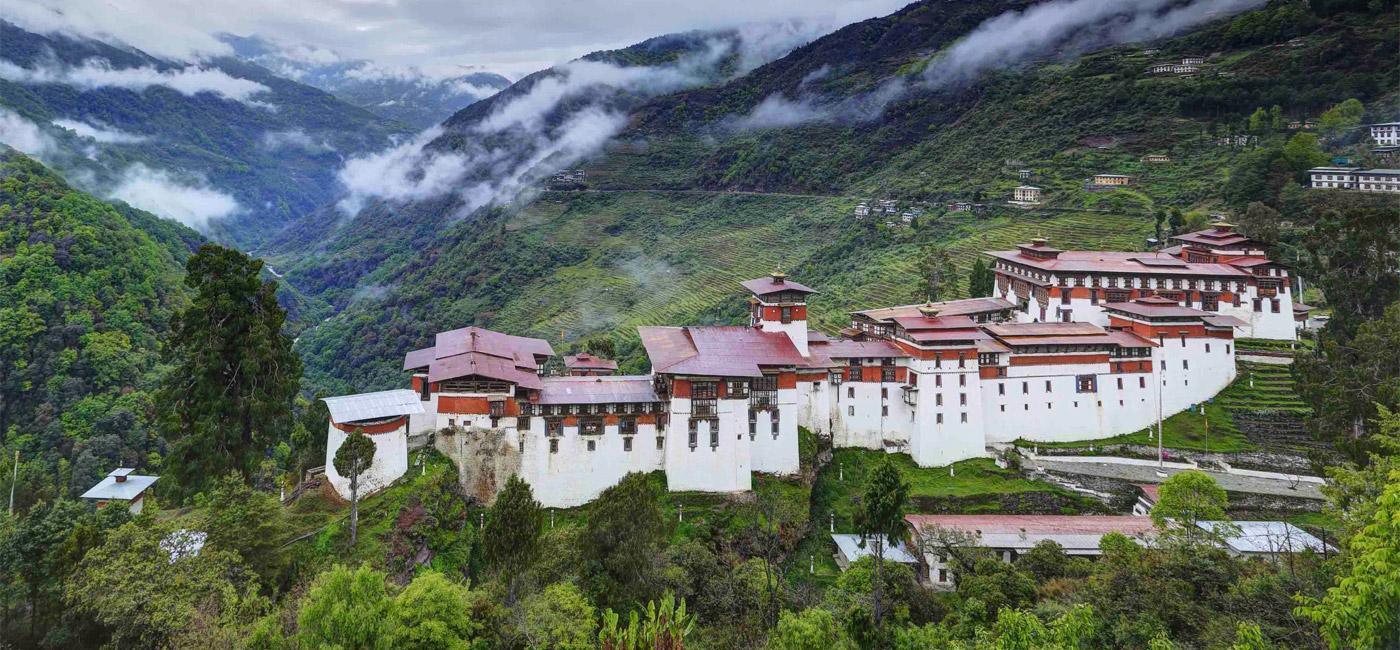 Informazioni Trongsa, Bhutan