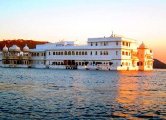 Lake Palace, Udaipur - Viaggio India e Nepal