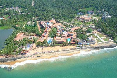 Uday Samudra Leisure Beach Hotel & Spa, Kovalam - India