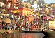 Informazioni utili per viaggiare a Varanasi - India, i monumenti a Varanasi
