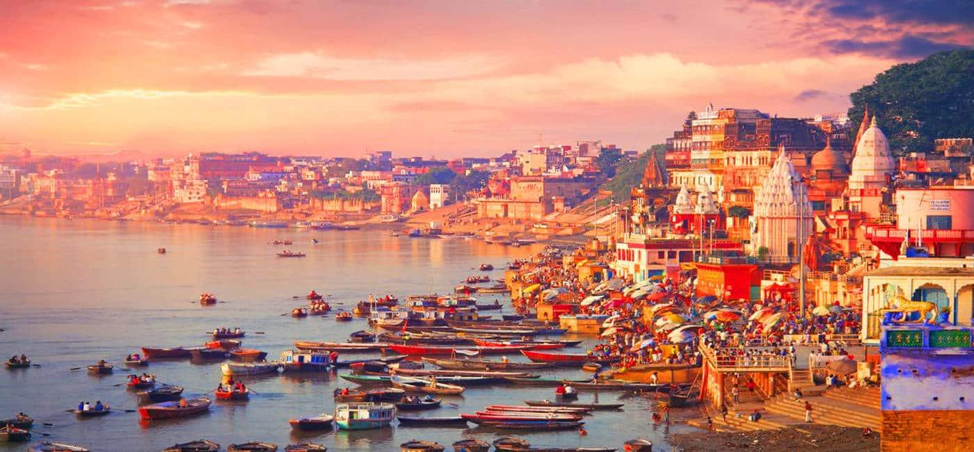 Informazioni Varanasi ed i luoghi di interesse a Varanasi