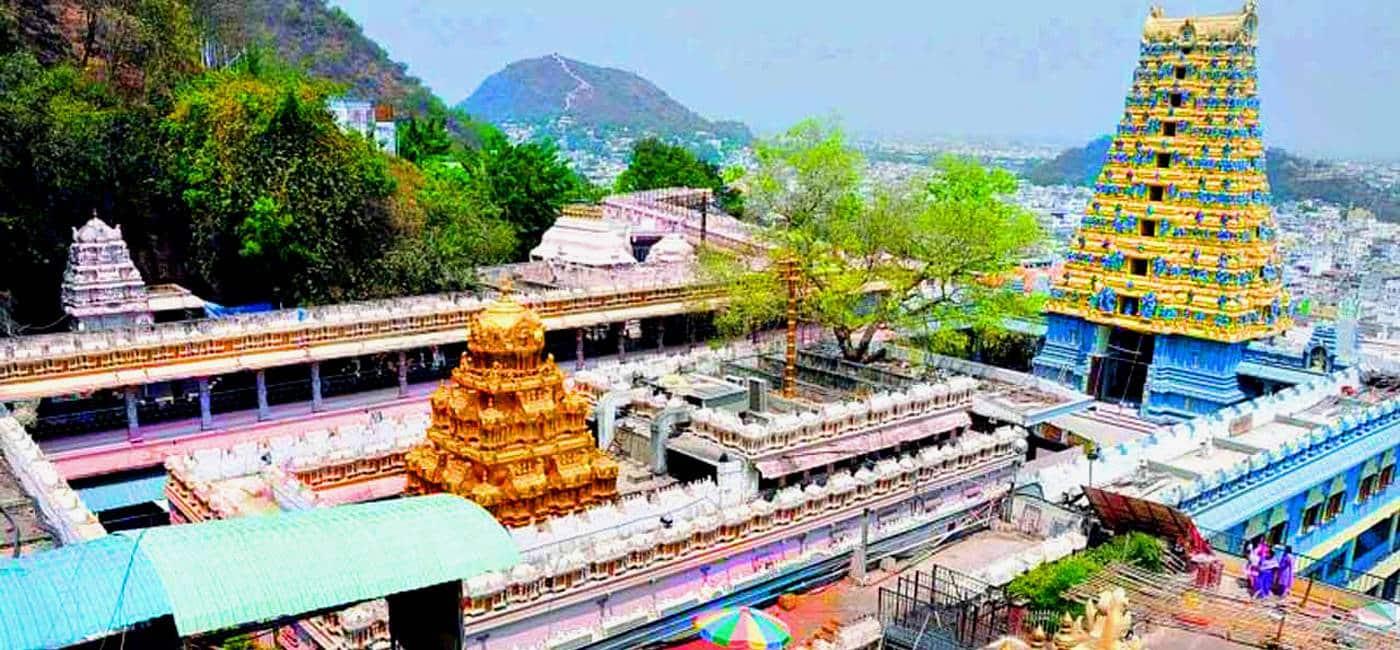 Informazioni Vijayawada - Andhra Pradesh India