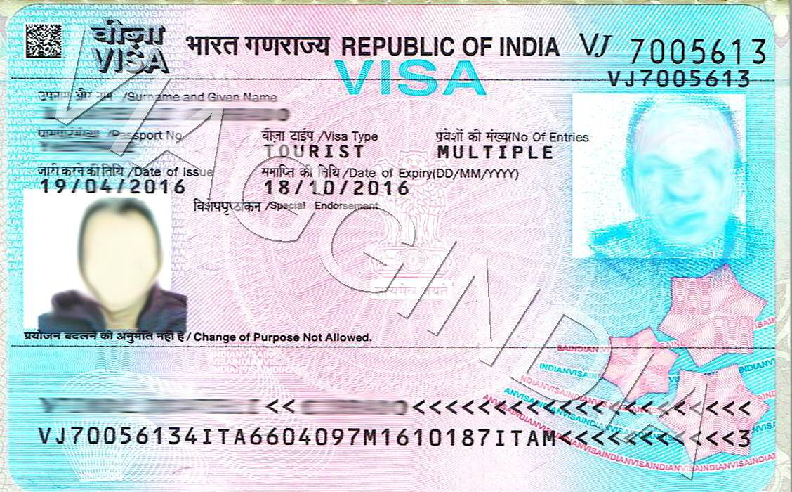 INFORMAZIONI VISTO D INGRESSO IN INDIA
