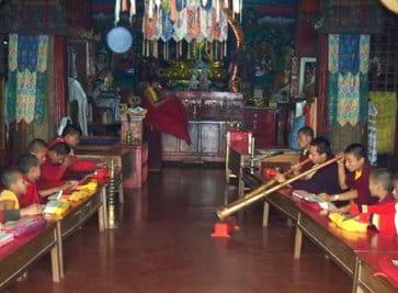 Monaster Zong dog palri fo brang, Viaggio in Sikkim, India